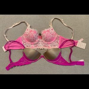 32B Victoria's Secret Bra Lot